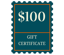 100 Slipstream Gift Certificate