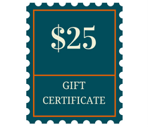 25 Slipstream Gift Certificate