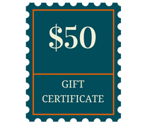 50 Slipstream Gift Certificate