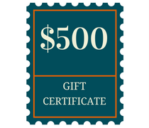 500 Slipstream Gift Certificate